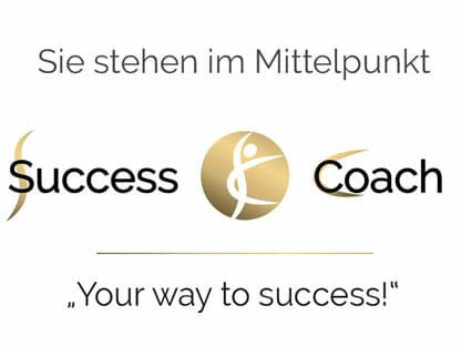 Dein Weg zum Erfolg / Your way to success - Mensch im Mittelpunkt