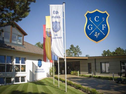 Golfclub Föhrenwald - GCF mit Logo