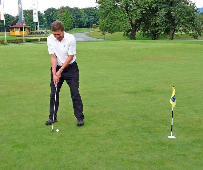 Fritz Wiesinger Golfclub Foehrenwald