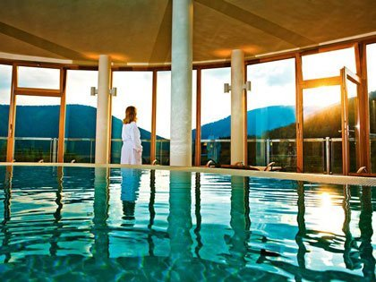 Wellness Panoramapool Pierer