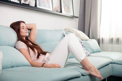 Entspannung Frau