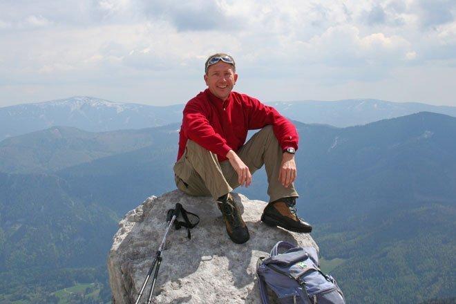 Outdoor Coach - Dr. Fritz Wiesinger