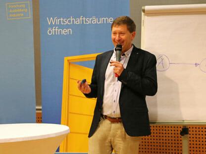 Success Coach Dr. Fritz Wiesinger - Speaker