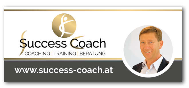 Success Coach Email-Footer Dr. Wiesinger