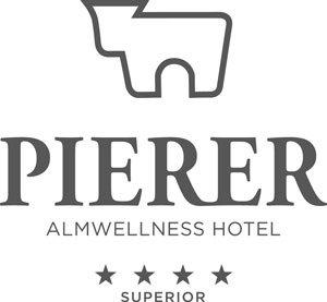 Almwellness Pierer 4 Stern Superior Hotel Logo